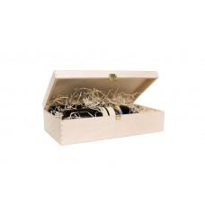 2er Holzbox