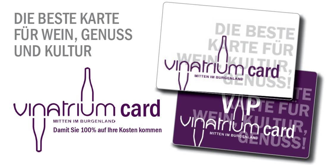 Vinatrium Card