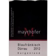 Blaufränkisch Dürrau 2015