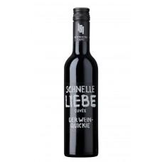 Schnelle Liebe – Der Wein Quickie - Halbflasche 0,375 Lt.